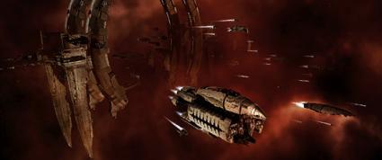 EVE's call to arms: Thursday fleet battles on test server to help combat lag
