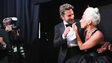 Lady Gaga praises 'true friend' and 'genius' Bradley Cooper after their sultry Oscars duet