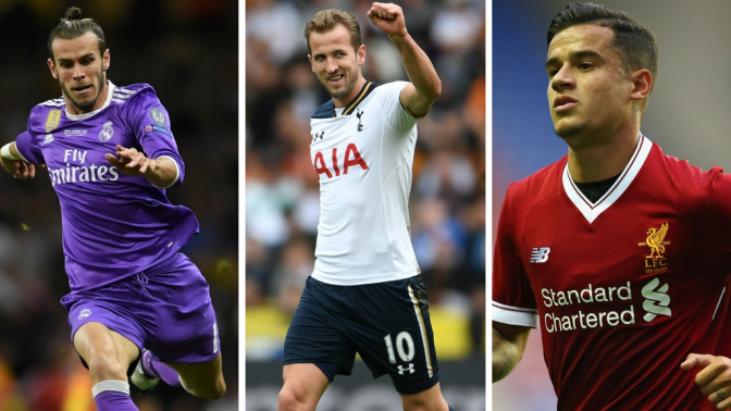 Gossip: Bale 'rejects Arsenal move', Coutinho 'asks to leave Liverpool', Conte 'wants Kane'