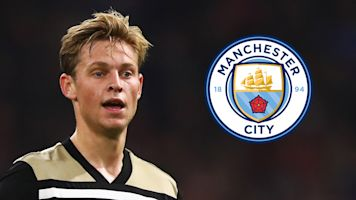 Barca lose hope as City close in on De Jong deal