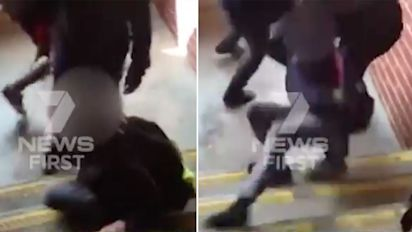 WATCH: Video emerges of vicious school attack