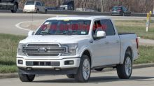 2019 Ford F-150 Limited gets revised styling similar to Chevy and Ram