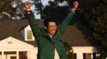 Tiger Woods, golf world congratulate Hideki Matsuyama after historic Masters win