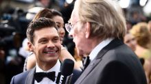 Ryan Seacrest's Oscars red carpet ratings drop 43% from 2017