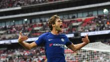 Chelsea's Alonso ruins Spurs' Wembley house-warming