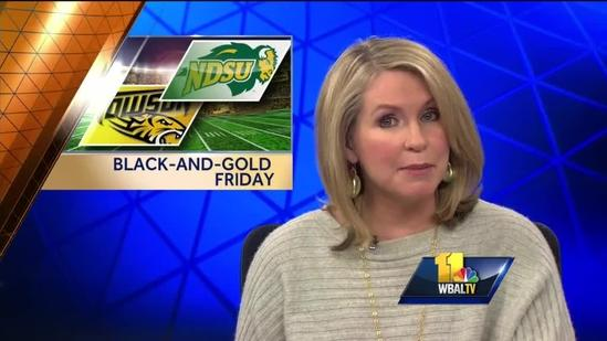 Towson Tigers fans revved up for championship game