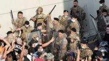 Libanesen protestieren wegen langsamer Untersuchung von Explosionskatastrophe