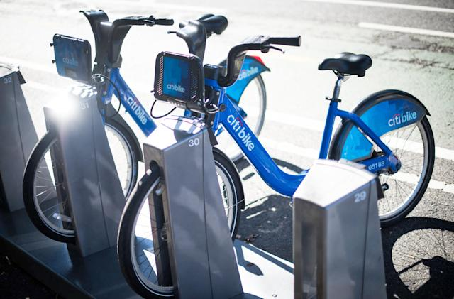 NYC's Citi Bike adds Apple Pay to make bike-sharing easier