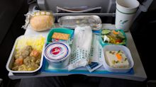 Why pairing music with plane food will make it taste better