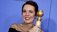 Oscar glory beckons for Olivia Colman after Golden Globes win