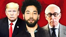 Jussie Smollett, Roger Stone, Donald Trump and the politics of victimhood