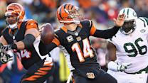 Is Andy Dalton joining ranks of elite QBs?