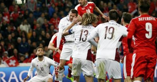 Foot - CM - Gr. B. - Qualifications du Mondial 2018 : la Suisse s'en sort bien face à la Lettonie