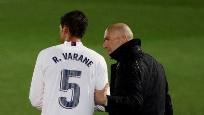 Varane se despide del Real Madrid