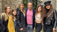 Teresa Giudice and Her Daughters Leave Italy After Visiting Joe: 'See You Soon,' Gia Says