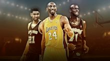 We'll never see another Hall class with the likes of Kobe, Tim and KG