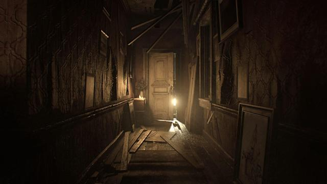 'Resident Evil 7' $180 edition comes with a tiny haunted house
