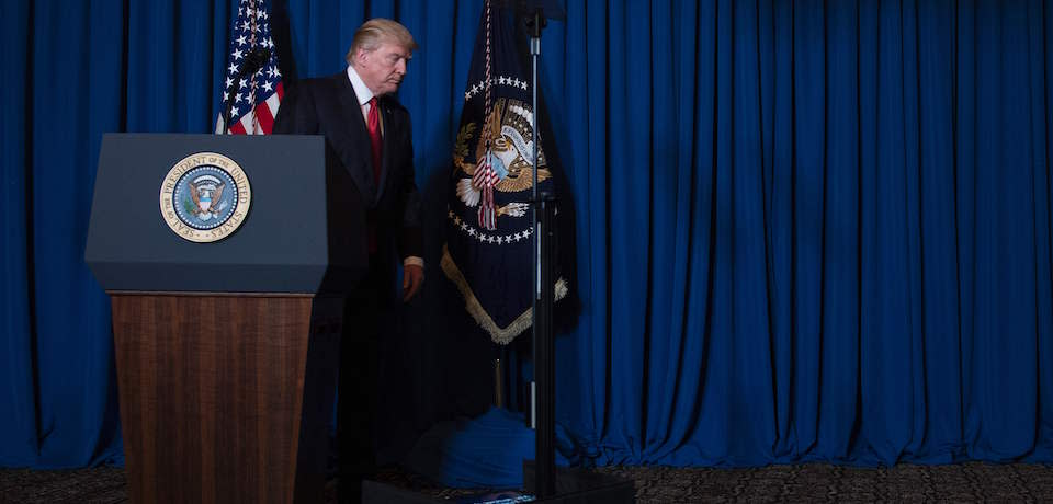 3 Questions Trump Must Answer After His Syria Strike