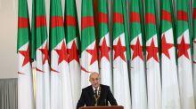Le président algérien a quitté l'hôpital allemand où il était soigné pour le COVID-19