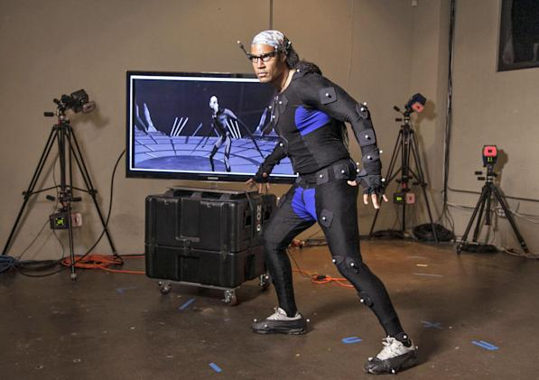 Disney's real-time motion capture tech only needs a few sensors