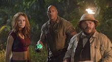 Jumanji: Welcome to the Jungle filmmakers defend Karen Gillan's skimpy costume