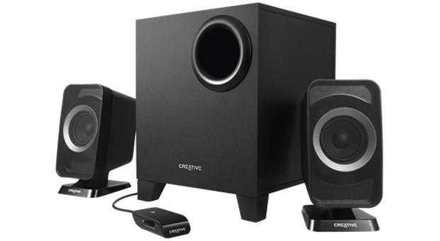 Creative T3150 delivers stealthy, 2.1-channel Bluetooth audio on the cheap