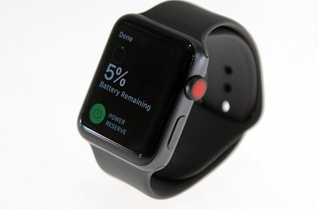 Apple Watch rumor suggests 'solid state' buttons are coming