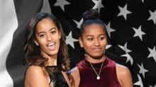 Sisters Sasha & Malia Obama Like to Share Clothes