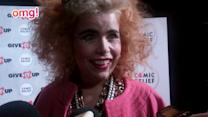 What does Paloma Faith demand backstage?