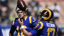 Here's why Rams are so stubborn about keeping No. 1 pick Jared Goff on bench