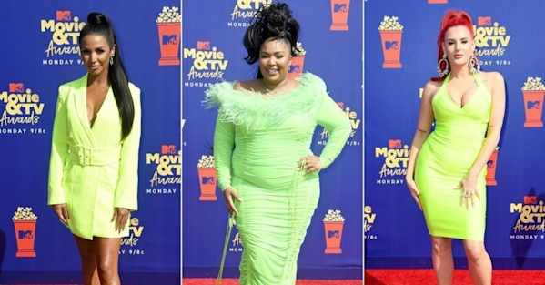 The Best (& Worst) Looks From The 2019 MTV Awards