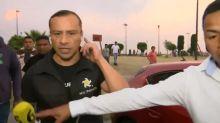 VIDEO | El ataque en vivo a un reportero que demuestra que el Estado de México es incontrolable
