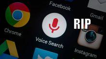 App de busca do Google aposenta a antiga busca por voz