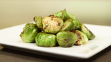 Thanksgiving With a Twist: Maple Miso Brussels Sprouts!