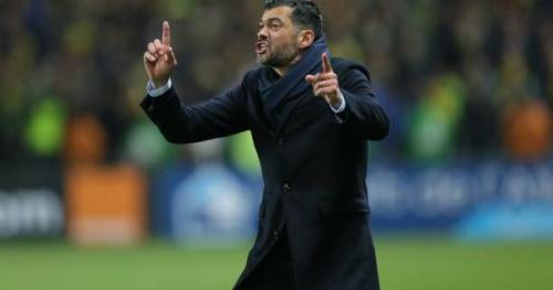 Foot - L1 - FCN - Sergio Conceiçao (entraîneur de Nantes) : «Nous aurions mérité les trois points»