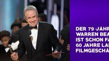 Nach Oscar-Panne: 10 spannende Fakten zu Warren Beatty
