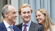 Belgian prince apologises for attending party in Spain after catching coronavirus