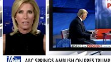 Fox News said Trump was 'ambushed' in town hall where undecided American voters asked him basic questions