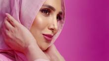 Marca faz história ao lançar anúncio de produto para o cabelo com modelo usando hijab