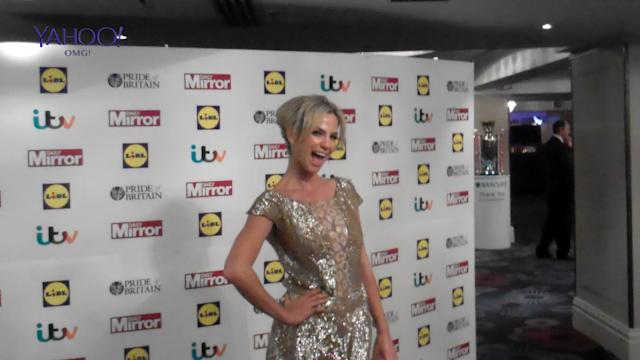 Celebs turn out for Pride Of Britain Awards