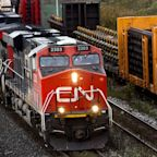 CN Rail Chief Pounces While Kansas City Southern Is in Play