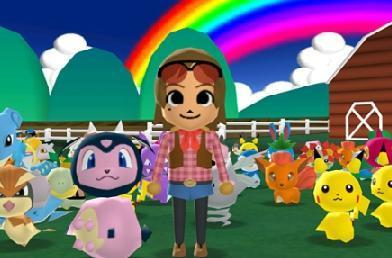 Wii Fanboy Review: My Pokemon Ranch