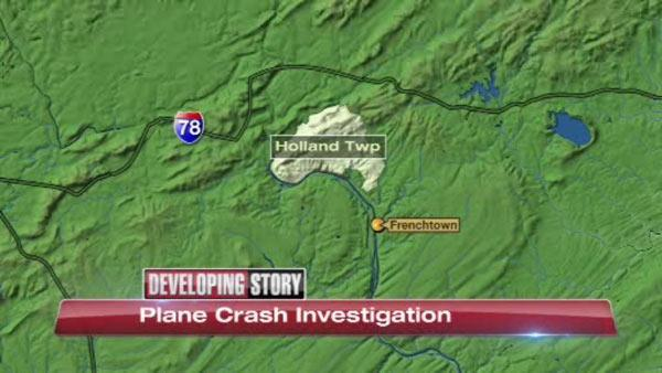 Pilot killed in small plane crash in Hunterdon County, NJ identified