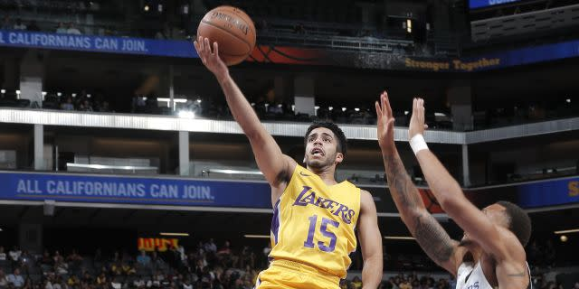 GAME RECAP: Lakers 100, Warriors 90
