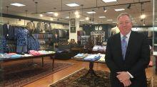 Men's retailer Wilkes & Riley to open second store in Hunt Valley