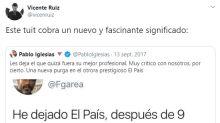 El mensaje de Pablo Iglesias sobre Fernando Garea en 2017 que se le ha vuelto en contra