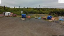 'It was an old relic': Inuvik resident remembers boat that burned down at Boot Lake Park