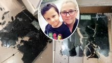 Another mum left shaken by exploding Kmart scales