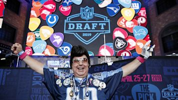 NFL to announce future draft locations this week, report says