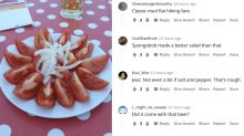 Tourist calls out restaurant after being served 'unacceptable' meal: 'What a rip-off'